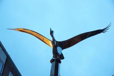 Crane Street sculpture